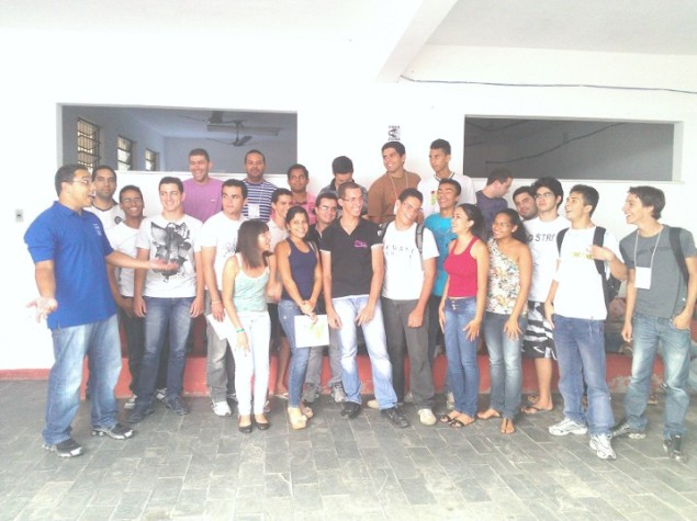 Dia 01-12 - 15-30 - Instalando e Configurando Active Directory Windows Server 2012 - Foto da Turma - Part02