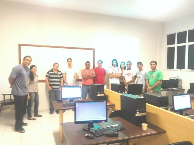 Instalando e Configurando Windows Server 2012 - Sabado - 13-30 - 15-30 -- 17-11 - Turma Toda