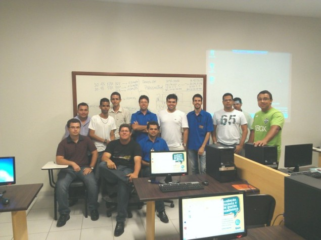 Instalando e Configurando Windows Server 2012 - Sexta 19-30 21-30 -- 16-11 - Turma Toda